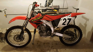 Selling my CRF 450