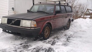 Cheap reliable hard to find volvo 245