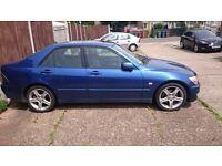 Lexus is200 blue 8n8 blue 8m6 any door complete £39 each 98-05 is 200 is300 altezza breaking spares