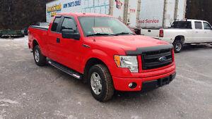 2013 Ford F150 Pickup Truck STX