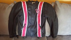 HARLEY DAVIDSON WOMANS MESH JACKET SIZE S REDUCED $60 NOW