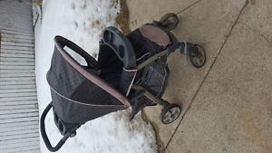 Graco classic connect stroller