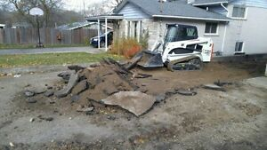 Excavation skid steer services  Kitchener / Waterloo Kitchener Area image 3
