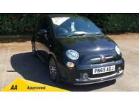 2015 Abarth 595 1.4 T-Jet Turismo with 165bhp Manual Petrol Hatchback