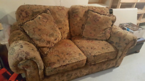 FS: Couch and Loveseat