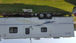 2005 30 foot terry dakota travel trailer