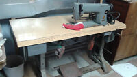 Singer Sewing Machine with Table (model #251-12)
