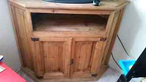 Amish built T.v. stand