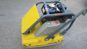 PLATE TAMPER COMPACTOR FOR RENT