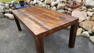 Table de cusine 37 X 72 pouces