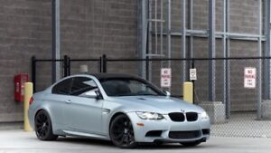 Super low kms, very rare 2012 BMW M3 with extras!!!
