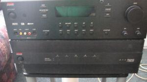 Adcom Amp & Pre-Amp