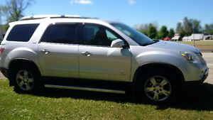 2009 GMC Acadia SLT SUV, AWD + Safety + E-Tested