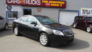 2015 Buick Verano with only 29,040kms!