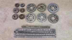 Skidoo Rev and XP gear chain sprocket 03-07 08+ upper lower