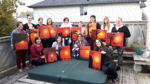 Paint 'n Pitcher Paint Parties Kitchener / Waterloo Kitchener Area image 6