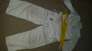 Judo outfit