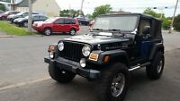 2006 Jeep TJ rubicon SUV, Crossover