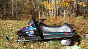 GREAT LOW MILEAGE POLARIS FOR SALE