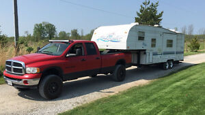 Need you fifth wheel or trailer moved?