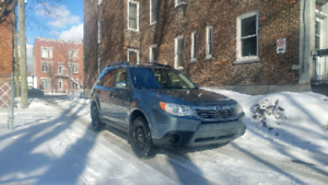 Subaru Forester outdoor