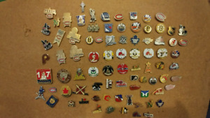 Pin's for sale/pin's a vendre