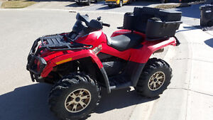 REDUCED Can-Am HO 650 Outlander
