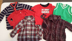 Boy Clothing Lot 3-6m