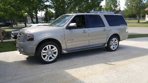 2007 Ford Expedition Max SUV, Crossover