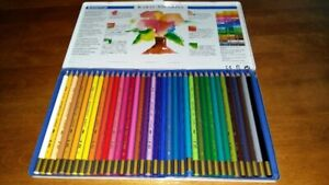 Artist's Staedtler watercolour pencil set