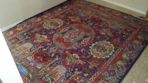 URGENT: MOVING SALE PURE PERSIAN CARPET MUST GO THIS WEEK!