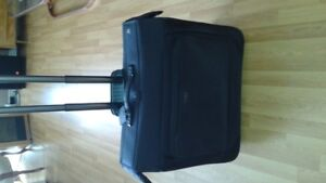 New Lightweight Delsey Suitcase for Sale