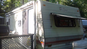 1986 Terry Resort Camping Trailer for Sale