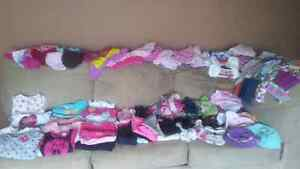 Baby girl clothing 12-18 months