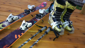 Freestyle Ski Package
