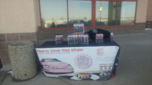 FW1 back in Cold Lake raising money for breast cancer