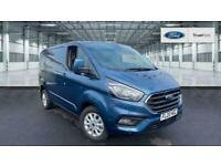 2020 Ford Transit Custom 280 Limited L1 SWB FWD 2.0 EcoBlue 130ps Low Roof, FRON