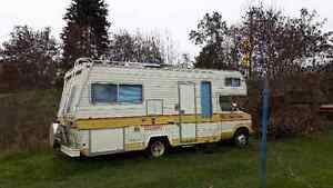 24FT Dodge Security Motorhome