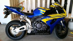 2006 CBR 1000 RR for sale