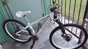 """26"""" KRANKED bicycle for sale in excellent condition 145$"""