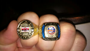 Molson Canadian Replica Stanley Cups Rings