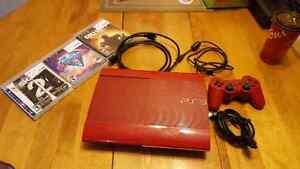 Limited Edition PS3 and three games