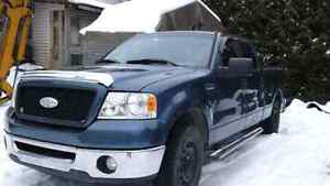 2006 Ford F150 4 x 2 180000 Kms  Crewcab  $6995.00