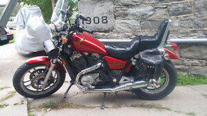 '85 Honda Shadow for sale