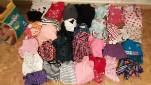 Over 55 items size 5 girls