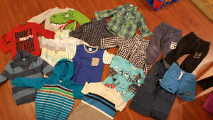 Clothes for toddler 1 to 2 yo