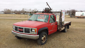 1993 GMC C/K 3500 Dually 4x4 Pickup Truck