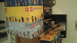 Lego Minifigures (select your character new sealed)