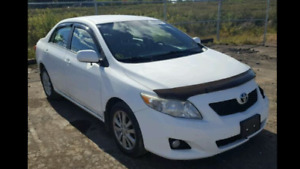 2010 TOYOTA COROLLA AUTO,LODED NICEST. 3995$@902-293-6969