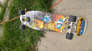 Flameboy/Wet Willy Cruiser Skateboard